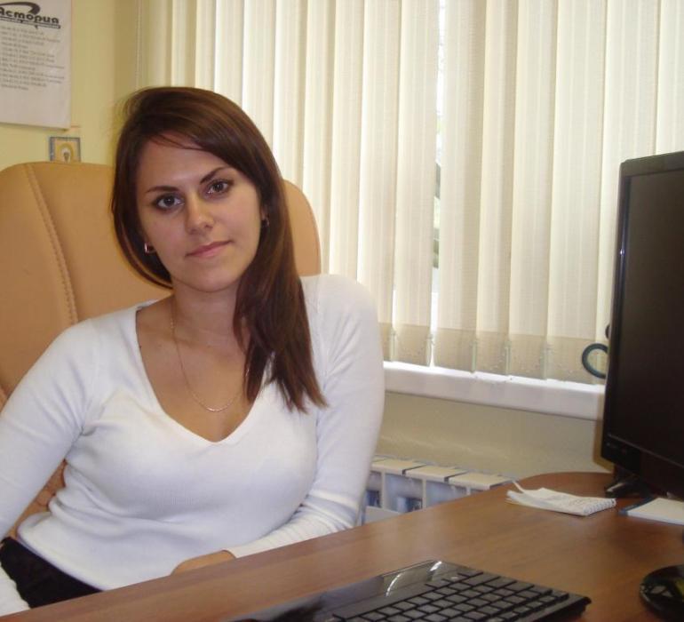 Наталья Городничева