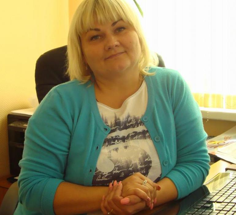 Татьяна Травина